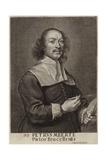 Petrus Meerte Giclee Print by Cornelius Van Caukercken