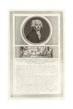 Portrait of Louis Pierre Manuel Giclee Print by Jean Duplessi-Bertaux