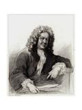 Nicolas-Henri Tardieu Giclée-Druck von Louis Michel Van Loo