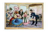 An Election Ball, C.1829 Giclee Print by William Heath