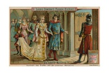 The Marriage of Melusine Giclee Print