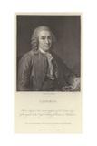 Linnaeus Giclee Print by Alexander Roslin