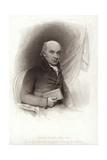 Joseph Planta Giclee Print by Henry Edridge