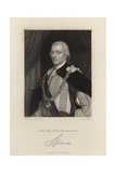 George Spencer, 2nd Earl Spencer Giclee Print by John Singleton Copley