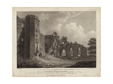 College of Lincluden Giclee Print by Thomas Hearne