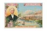 Justus Von Liebig: View of Fray-Bentos Giclee Print
