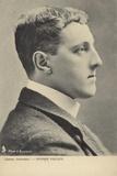 Stephen Phillips (1864-1915), English Poet and Dramatist Photographic Print