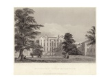 Addiscombe College in Croydon Giclee Print by Edward Pritchett
