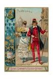 Pantalone Giclee Print