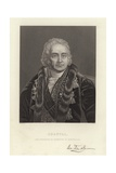 Jean-Antoine Chaptal Giclee Print by Jean-jacques Francois Monanteuil