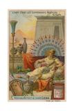 Egyptian Art Giclee Print