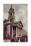 St George's, Hanover Square, London Giclee Print