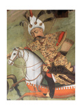 Abbas I the Great (1571-1629). Shah of the Safavid Dynasty Giclee Print
