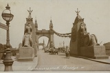 Hammersmith Bridge, London Photographic Print