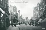 Heath Street in Hampstead Photographic Print