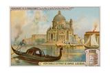 Santa Maria Della Salute in Venice Giclee Print