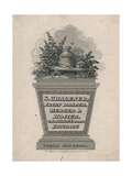 Trade Card, S Chalener Giclee Print