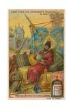 Persian Art Giclee Print