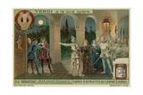 Verdi's Il Trovatore Giclee Print