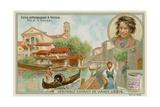 Rio Di San Travaso Giclee Print