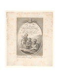 Trade Card, J Speratis Giclee Print by Francesco Bartolozzi