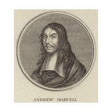 Portrait of Andrew Marvell Giclee Print