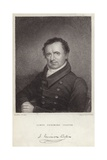 Portrait of James Fenimore Cooper Giclee Print by John Wesley Jarvis