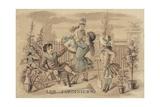 Children in the Garden Giclee Print
