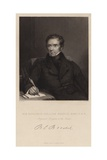 Portrait of Sir Benjamin Collins Brodie Giclee Print by Henry Room