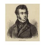 Portrait of Ebenezer Elliott Giclee Print