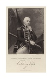 Portrait of Cuthbert Collingwood Giclee Print by Henry Howard