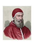 Clement VII (14781534), Born Giulio Di Giuliano De Medici. Cardinal from 1513 to 1523 and Pope… Giclee Print