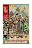 Harlequin Giclee Print