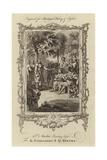 St Austin Giclee Print by Samuel Wale