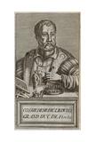 Cosimo Di Giovanni Degli Medici Giclee Print by Andre Thevet