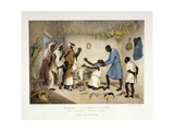 Negro Superstition, Illustration from 'West India Scenery', 1836 Giclee Print by Richard Bridgens