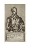 Nicolas De Brichanteau Giclee Print by Andre Thevet
