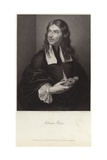 Portrait of Salvator Rosa Giclee Print by Salvator Rosa