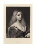 Violante Giclee Print by Jacopo Palma