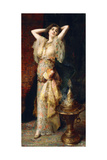 Odalisca, 1898 Impression giclée par Francisco Masriera y Manovens