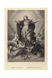 Assumption of the Virgin Giclee Print by Guido Reni