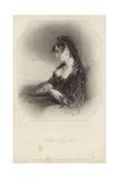 Helen Lagarde Giclee Print by Edmund Thomas Parris