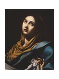Saint Veronica, C.1630s Giclée-Druck von Simon Vouet