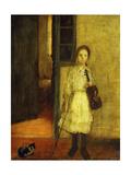 Aspiration, C.1895 Giclee Print by Arthur Bowen Davies