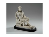Maquette for George Banks Seated, 1828 Giclee Print by Joseph Gott