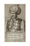 Mustafa I Deli Giclee Print by Andre Thevet