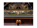 A Highly Important Pianoforte Designed by Sir Lawrence Alma-Tadema, Action by Steinway New York.… Giclee Print by Sir Lawrence Alma-Tadema