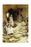 In the Fishing Season Giclee Print by Walter Langley