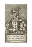 Louis De Lorraine Giclee Print by Andre Thevet