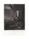 Portrait of Sir Walter Scott Giclee Print by Sir Henry Raeburn